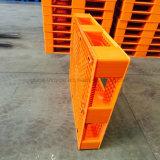 Pallet di plastica pesante chiaro durevole materiale di sicurezza 4-Way di HDPE/PP Conomic
