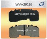 Plaquettes de frein à disque pour camion pour Tailer Wva29165