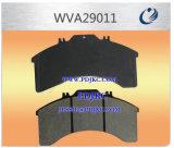 De Stootkussens van de Rem van de vrachtwagen voor Iveco Eurocargo, Eurostar, Eurotech (WVA29011)