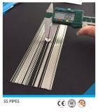 Pipes sans joint de capillaire d'acier inoxydable d'A213 TP304 Tp316L Tp321