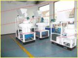 기계 선을 만드는 800-1500kg/H 톱밥 펠릿