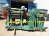 Máquina do calendário da borracha Xy-3602*1120 três para a folha de borracha