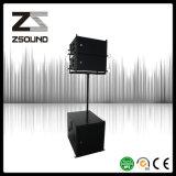 Línea pasiva audio sistema de la potencia de altavoz del arsenal para el funcionamiento de la etapa al aire libre