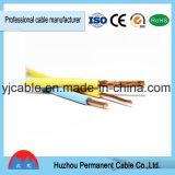Fil bon marché isolé par PVC de cuivre BV/Blv de câble électrique de faisceau