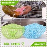 Творческие рожица Clip-Grain риса жидкого моющего средства Drainer фруктов и овощей для приготовления пищи для зерна инструменты фильтр гаджет на кухне