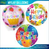 Personized doppelte mit Seiten versehene Drucken-Folien-Plastik-Wasserstoff-Ballone