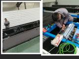 Hoja de Metal de gran potencia máquina láser CNC de aluminio, acero, placas de metal