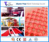 기계/PVC에게 Anti-Slip 매트 압출기 기계를 하는 두 배 색깔 PVC 매트