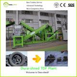 Dura-Shred рециркулировать машину для автошины (TR2643)