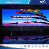 P6mm 풀 컬러 정확한 생생한 색깔을 보여주는 실내 발광 다이오드 표시