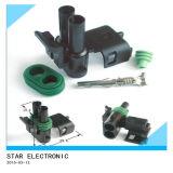 Fabrication Le connecteur de câblage automatique étanche universel de voiture