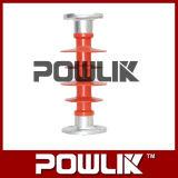 12kv High Voltage Polymer Composite Post Insulator (FZS-40.5/6)