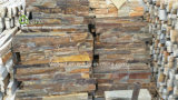 Rusty Natural Peitoril da base de cimento de forma Z Stone