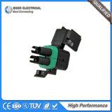 Connecteur imperméable à l'eau de Delphes de câblage électrique de harnais automatique de fil