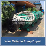 Beste industrielle versenkbare entwässernpumpen für Kohlengrube in China