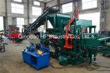 Ladrillo de hormigón hidráulico de cenizas volantes Precio máquina bloquera de enclavamiento