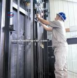 전송자 엘리베이터를 위한 T114/B에 의하여 기계로 가공되는 가이드 레일