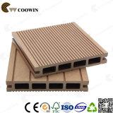 Planche composée en bois de cèdre extérieur de cannelure (TW-02)