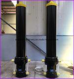 Cilindro telescópico hidráulico do RAM do estágio Hoist/4 hidráulico