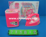 Hot Sale Bo Plastic Iron Toy. Conjunto de casa elétrica (711814)