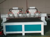 Multi головная миниая машина маршрутизатора CNC
