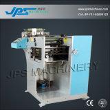 Papel termal de Jps-320zd, etiqueta autoadhesiva, máquina de la carpeta del ventilador del boleto con la cortadora