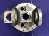 Carcaça de aço personalizada Machinings de trituração de giro do forjamento do CNC de Prescision