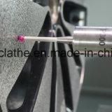 Digitalizar la máquina Awr2840PC de la reparación de la aleación del coche del torno del corte de la rueda del CNC de la punta de prueba