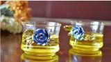 Het Theestel van het Glas van het Email van de kleur