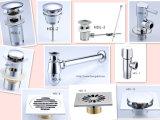 Dren del lavabo de colada de las guarniciones del cuarto de baño (Golpear ligeramente-Orificio-Cubrir)