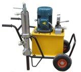 Plj Serien-elektrischer Dieselmotor-hydraulischer Felsen-Teiler