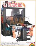 Macchina dell'interno del gioco di Aracdes della strumentazione di Rambo