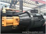 Máquina del freno de la prensa hidráulica del regulador del Nc