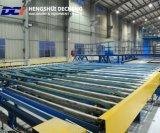 Plafond de 5 ans Milliom gypsum board devis Ligne de Production