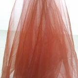 Tessuto di nylon puro del Organza (colore libero)