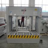 macchina fredda idraulica della pressa di falegnameria 80t
