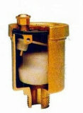 Латунь качества Customied выковала клапан сброса давления воздуха (IC-3013)