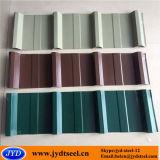 Acero revestido prepintado Plate/PPGL del cinc del color
