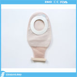 Saco de colostomia Duas Peças Steadlive para pacientes do Hospital, Corte máx: 68mm