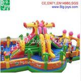 Grandes jogos insuflável Funcity Park, Juegos Inflables China (BJ-F05)
