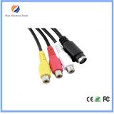 1.5m 3FT VGA 3RCA zum Kabel, Handels zu VGA, videokabel