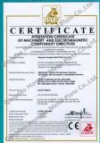 Trituradora de la ramificación de la certificación 15HP de C E/desfibradora Chipper Chipper/de madera