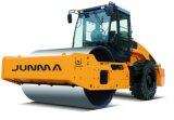 より安い12トンの振動ドラム道ローラーの短縮土のコンパクター