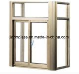 緩和されたシャワーのドアの窓ガラス絶縁されたガラス(JINBO)