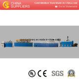 Kurbelgehäuse-Belüftung WPC schäumte Platten-Herstellungs-Maschine