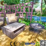 Wasserdichter materieller Terrasse-Fußboden der Qualitäts-WPC
