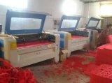 100W二酸化炭素木または工場直接販売レーザー1390のポータブルレーザーの木製の打抜き機のための1390年のレーザーの切断そして彫版機械