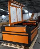 CNC de Scherpe Machine van de Laser en de Machine van de Gravure met Goedgekeurd Ce