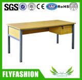 판매 (SF-08T)를 위한 싼 목제 단순한 설계 교사 테이블