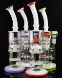 Conduite d'eau en verre de bille de poussé avec l'équipement de TAPE de barboteur